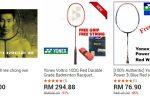 Raket Badminton Yonex Original Yang Murah