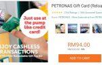 PETRONAS Gift Card Untuk Mengisi Petrol Tanpa Beratur