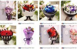 Hadiahkan kuntuman atau jambangan bunga untuk cikgu sekolah anda ketika hari guru