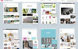 Pakej website shopping cart paling murah dan terbaik dari Easystore Malaysia
