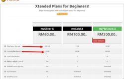 Pastikan anda memilih pakej yang berbaloi sebelum anda membeli web hosting Malaysia