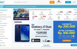Blibli adalah website ecommerce luar negara dari Indonesia yang popular