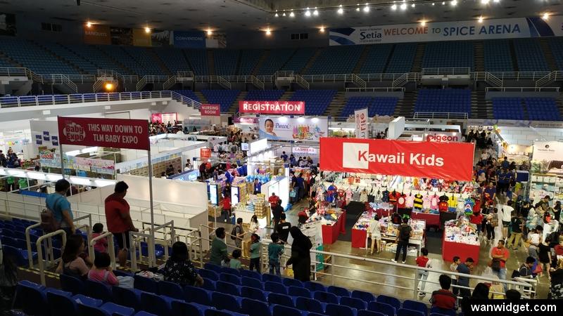 Baby Expo Spice Arena Pulau Pinang
